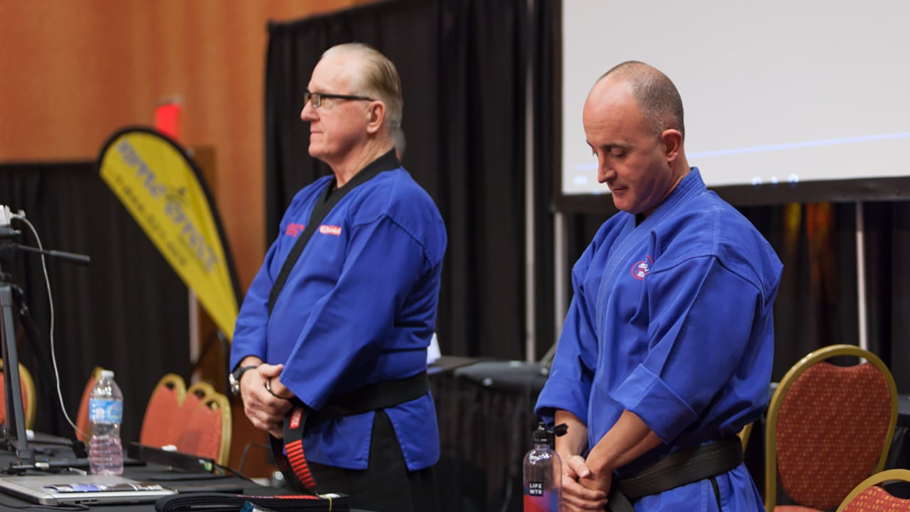 Grandmasters Jeff Smith and Mark Glazier