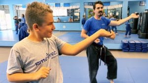 Standing Tall: How Karate Helps Kids Build Confidence