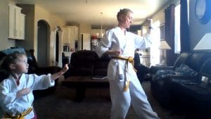 Getting the Most out of Martial Arts at Home