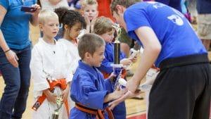 Facing Judgement: How A Karate Tournament Helps Kids