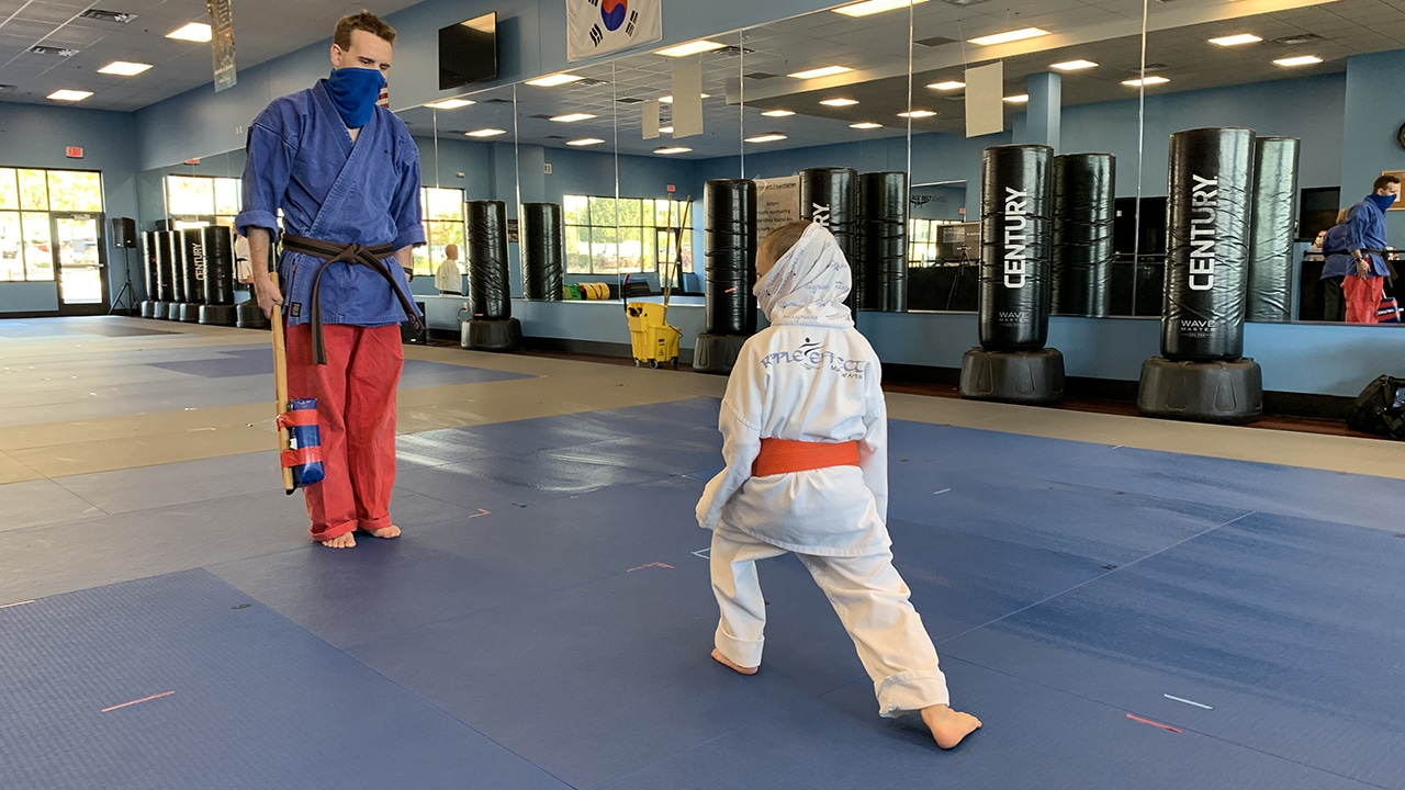 Martial Arts Helps Us Invest in Ourselves, Our Kids, and Our Community