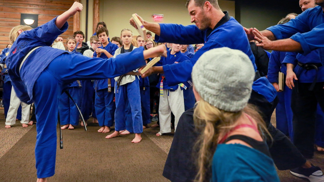 Developing a Growth Mindset: How Karate Helps You Envision Your Goals