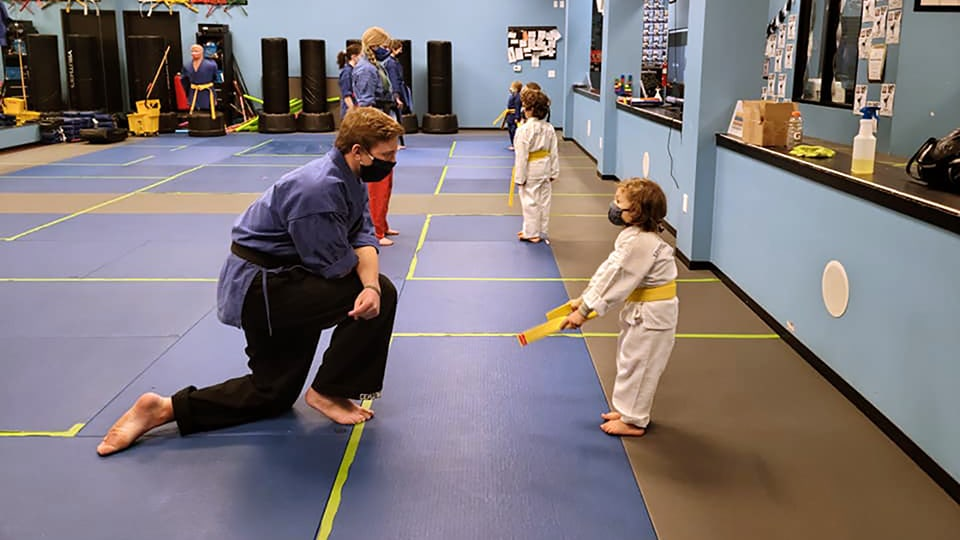 Countering Isolation, Aggression: Local Martial Arts Schools Teach Kids Life Skills During a Pandemic