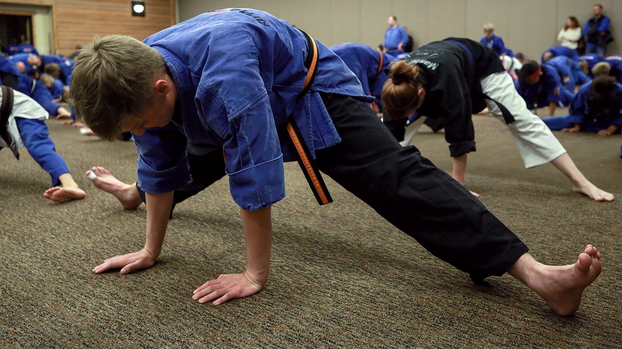 Martial Arts and Your Health: How Black Belt Testing Builds Nerve in Kids
